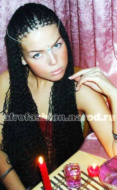 наращивание волос фото технологии