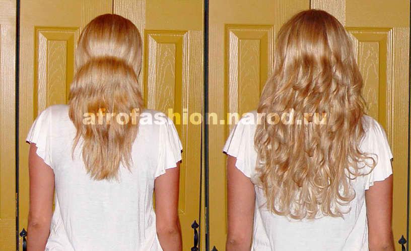 Прически на длинные нарощенные волосы простые
